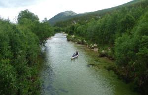 Rondane Utleie – Canoeing