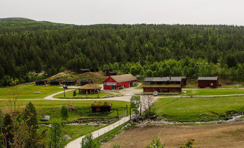 Rondane Friluftssenter Rondetunet – Accomodation
