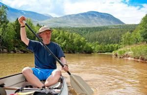 Rondane Friluftssenter Rondetunet – Canoeing