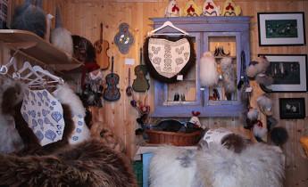 Grimsbu Ull og Natur (Grimsbu Wool and Nature)