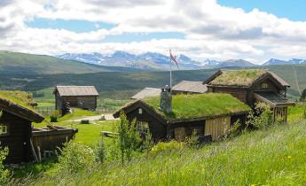 Lokken Fjellgaard – Accomodation