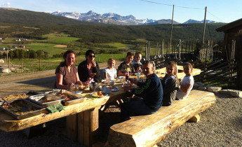 Lokken Fjellgaard – Activities