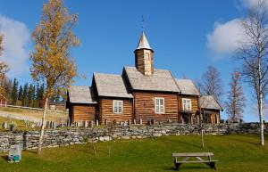 Sollia Church