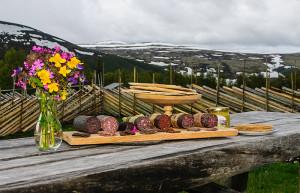 Sollia Prestegaard/Overdalssetra – Food and drink