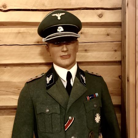 General i SS Heinroch Fehlis_sjef for det tyske sikkerhetspolitiet og Gestapo i Norge_rez-450-450