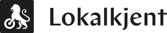 Lokalkjent-logo